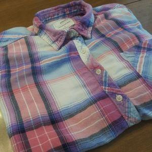 Sonoma - Women's Flannel - L